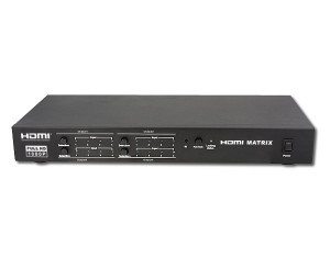 4x4-HDMI-Matrix-Switch framsida